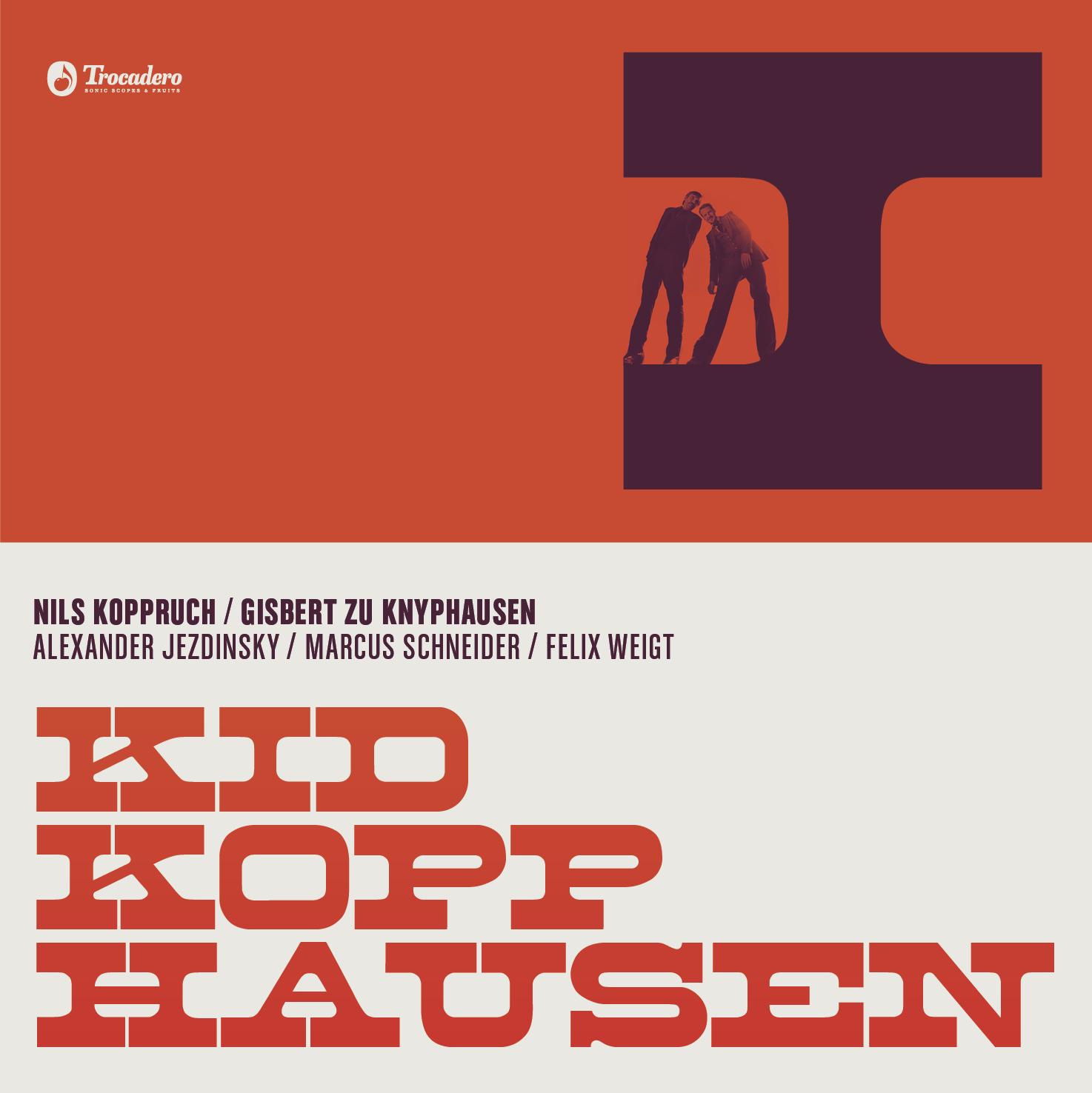 Kid Kopphausen - I (Cover)