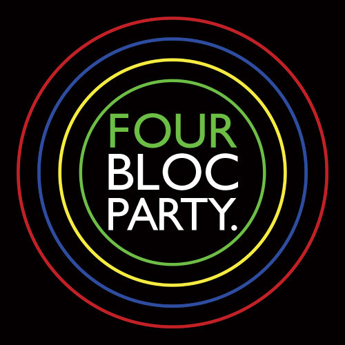 Bloc Party - Four (Cover)