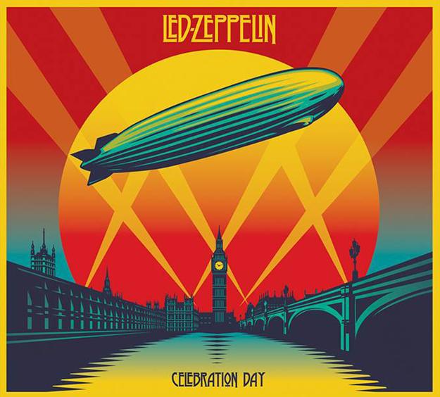 Led Zeppelin - Celebration Day (Cover)