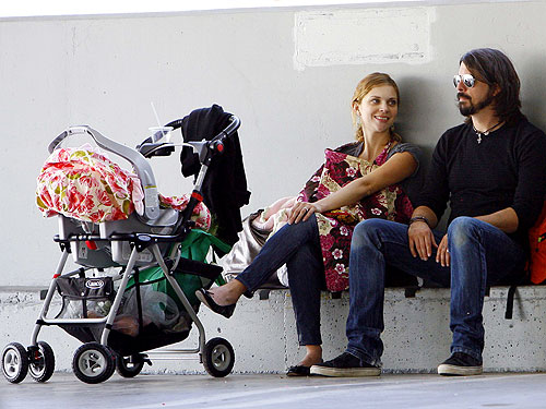 Dave Grohl in Familie...