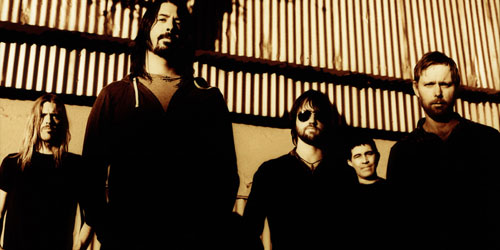 Foo Fighters, 2011