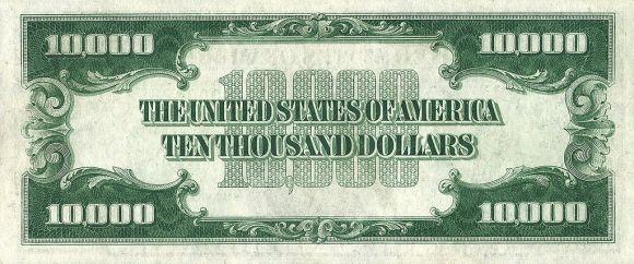 10.000 Dollar