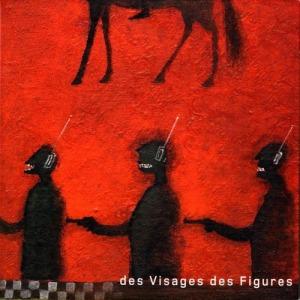 Des Visages Des Figures (Cover)