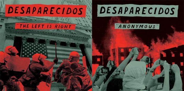 Desaparecidos new single
