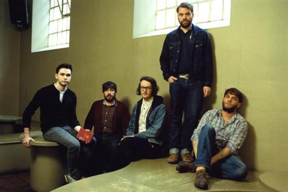 Frightened Rabbit #1