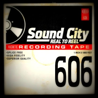 Sound City - Real to Reel (Cover)
