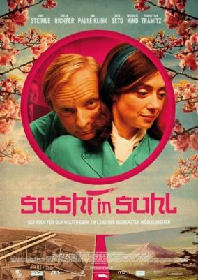 Sushi in Suhl (Poster)