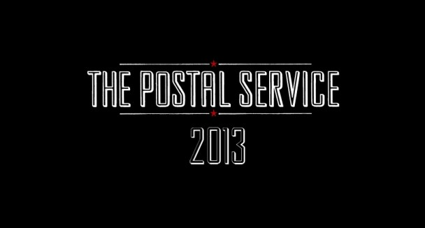 The Postal Service 2013