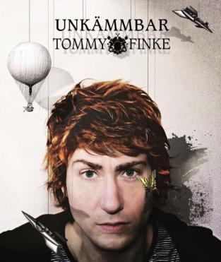 Tommy Finke - Unkämmbar (Cover)