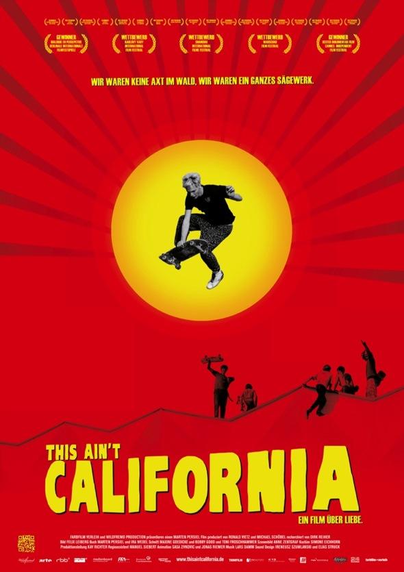 This Ain't California (Plakat)