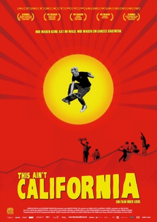 This Ain't California (Plakat)