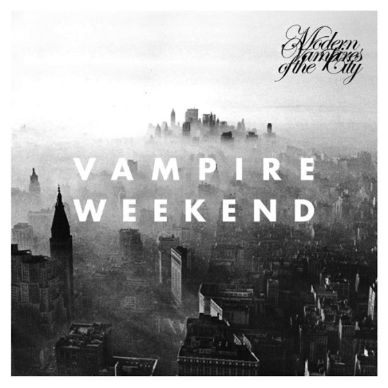 Modern Vampires Of The City (Cover)