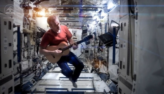Quelle: YouTube / Chris Hadfield