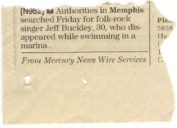 jeff buckley news