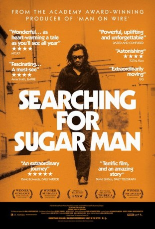 Searching For Sugar Man (poster)