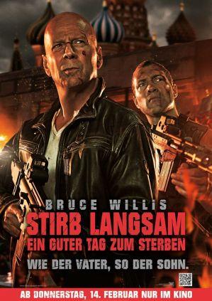 Stirb langsam 5 (Plakat)
