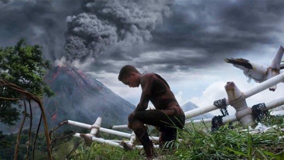 """Szene aus """"After Earth"""""""