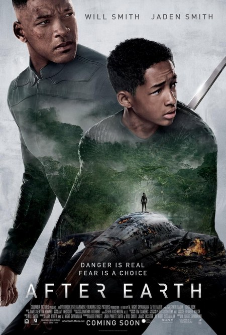 After Earth (Plakat)