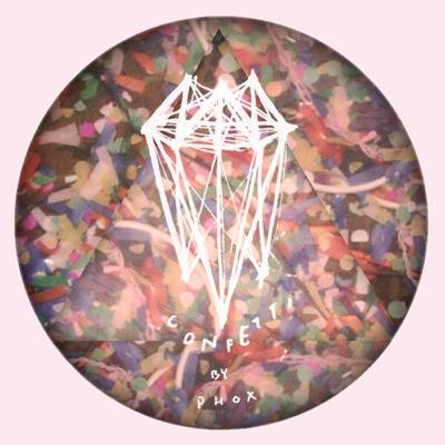 Confetti EP (Cover)
