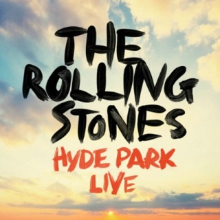Hyde Park Live (Cover)