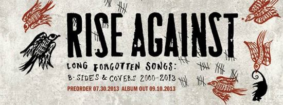 rise against banner