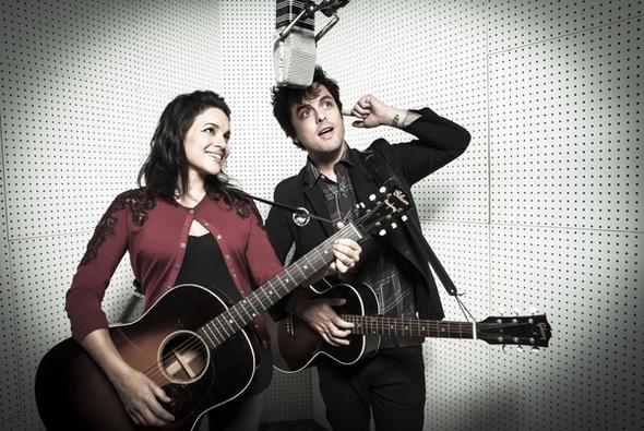 Billie Joe + Norah #1