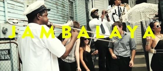 casper - jambalaya music video