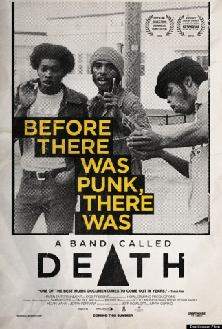 A BAND CALLED DEATH (Plakat)