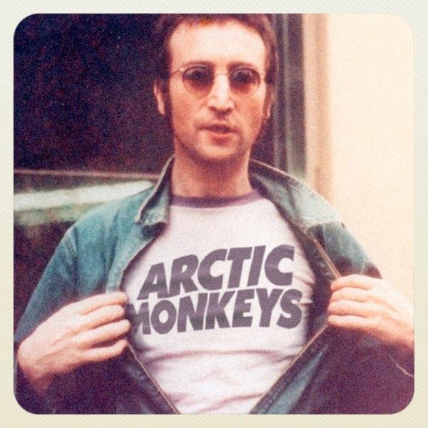 Hätte DAS gepasst? - John Lennon bekennt sich zu den Arctic Monkeys...