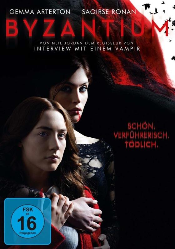Byzantium DVD Cover - FSK 16