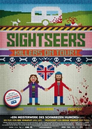 Sightseers poster