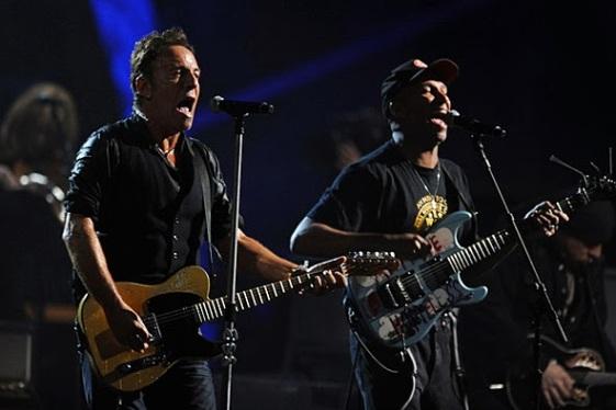 Springsteen und Morello live, 2009