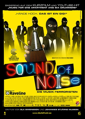 sound of noise plakat