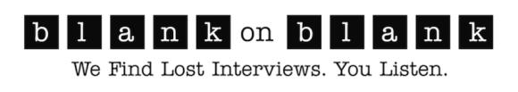 BlankOnBlank_Logo&Tagline