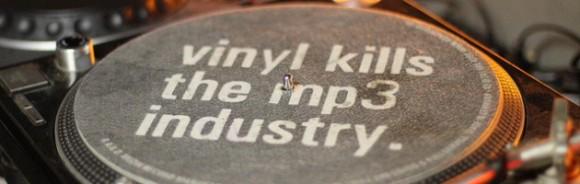 vinyl kills...