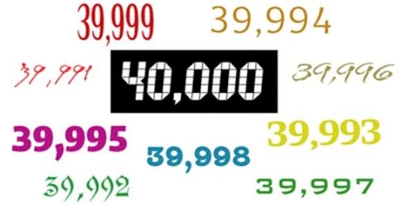 40000-hits