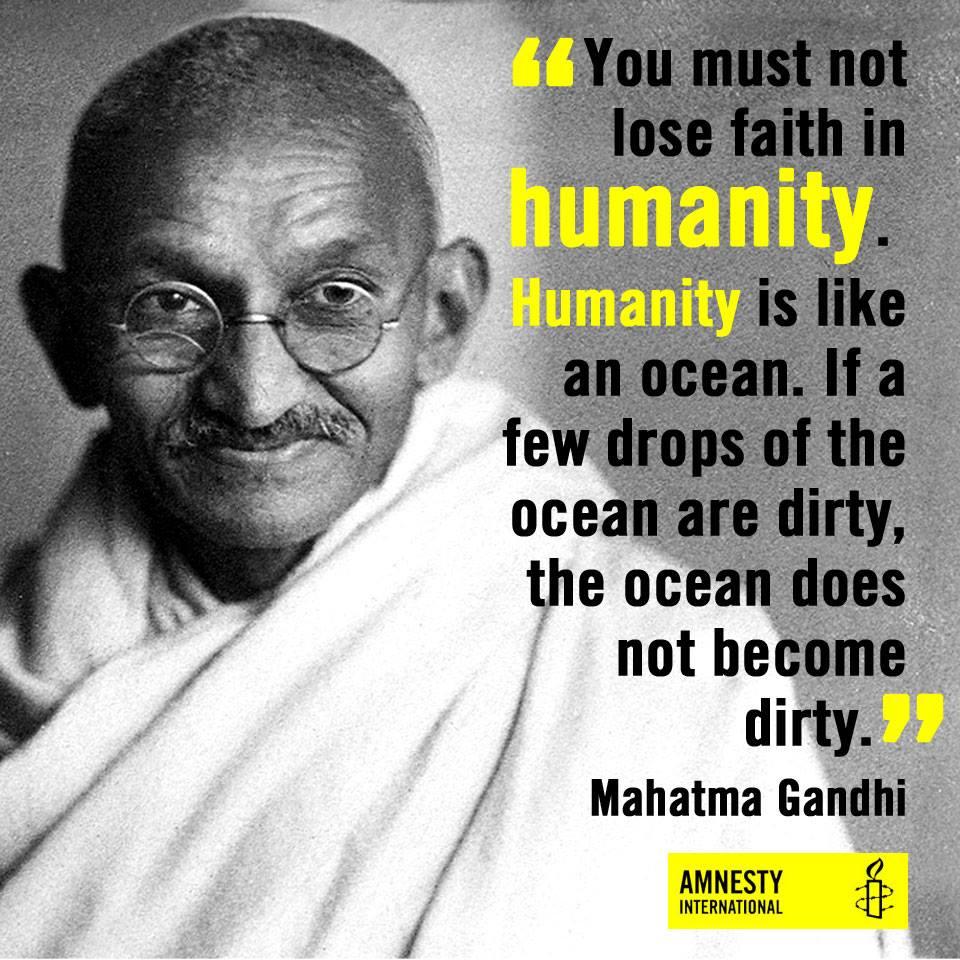 Gandhi-Few-drops-in-humanity