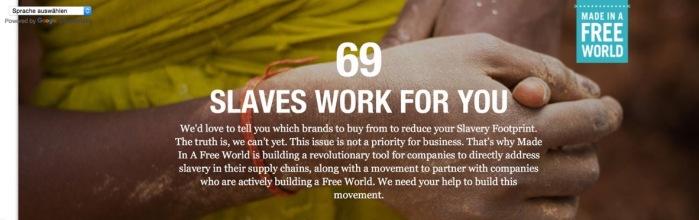 69 slaves