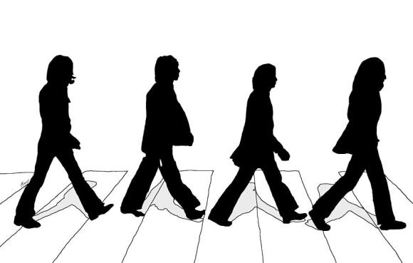 the-beatles-abbey-road-silhouette-drawing-anthony-timmons