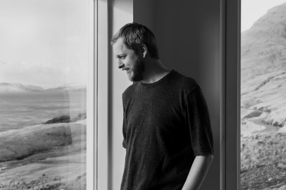 Teitur, in the Faroes, shot by Trondur Dalsgard