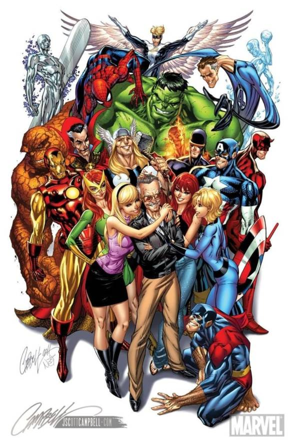 Art by J.Scott Campbell.