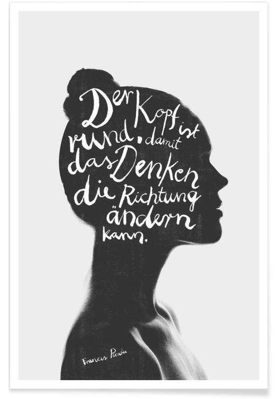 Denken-typealive-Poster