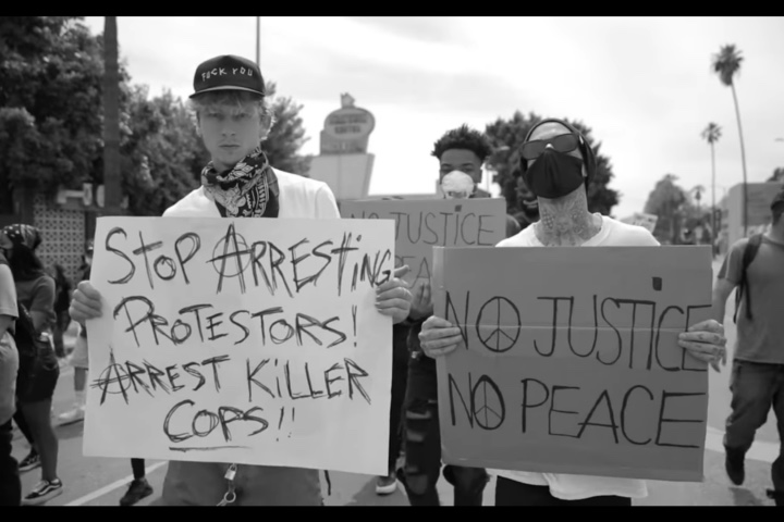 mgk-protests